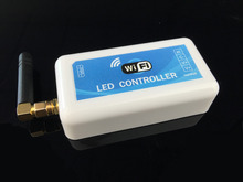 Smart WiFi LED Controller 2 Channels Controlller 6A*2CH CW/WW Color Temperature Controller(China)