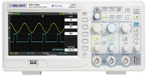 SIGLENT SDS1052DL Digital Storage Oscilloscopes  50MHz Band Width 2 channel 500M Sa/s Real Time Sampling Rate High Quality