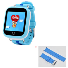 Original TWOX Q100 Q750 gw200s GPS baby watch with Wifi touch screen SOS Call Location Device Tracker Kid Safe Anti-Lost Monitor(China)