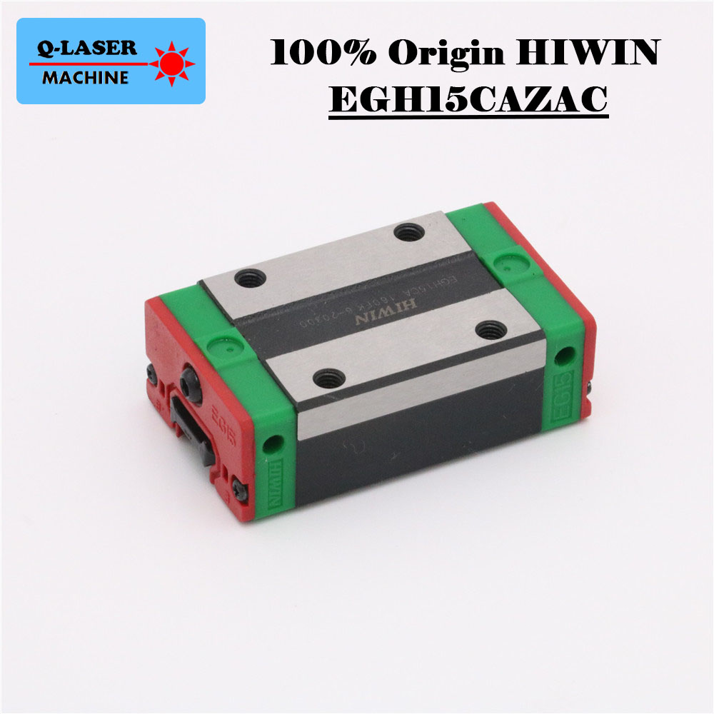 Taiwan Hiwin linar Square Rails Sliders EGH15CAZAC Bearing Block Carriage<br>