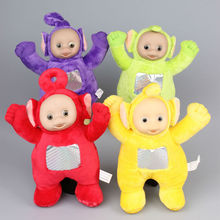 High Quality 22cm Teletubby Plush Toys Teletubbies Laa Stuffed Dolls Kids Gift 20 Sets EMS Free Shipping