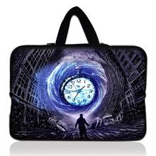 "12"" inch Time Tunnel Laptop Soft Carry Sleeve Bag Case For Samsung Google 11.6"" Chromebook,11.6"" Samsung ATIV Smart PC 500T 700T(China)"