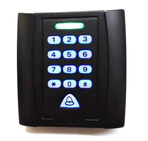 Waterproof single door standalone access controller<br>