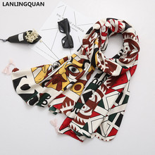 Desigual blanket scarf luxury brand echarpe hiver femme hijab 2017 fashionable big size women winter cotton pashmina Scarves - LANLINGQUAN Store store