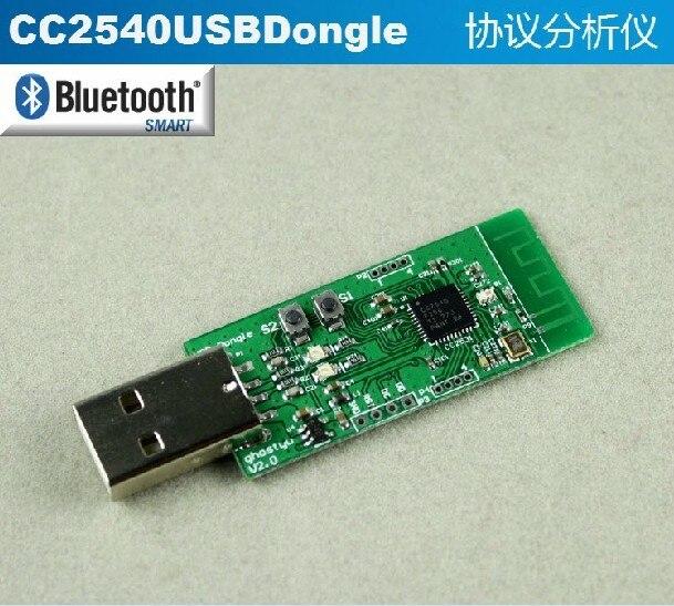 Freeshipping CC2540 USB dongle development board<br>