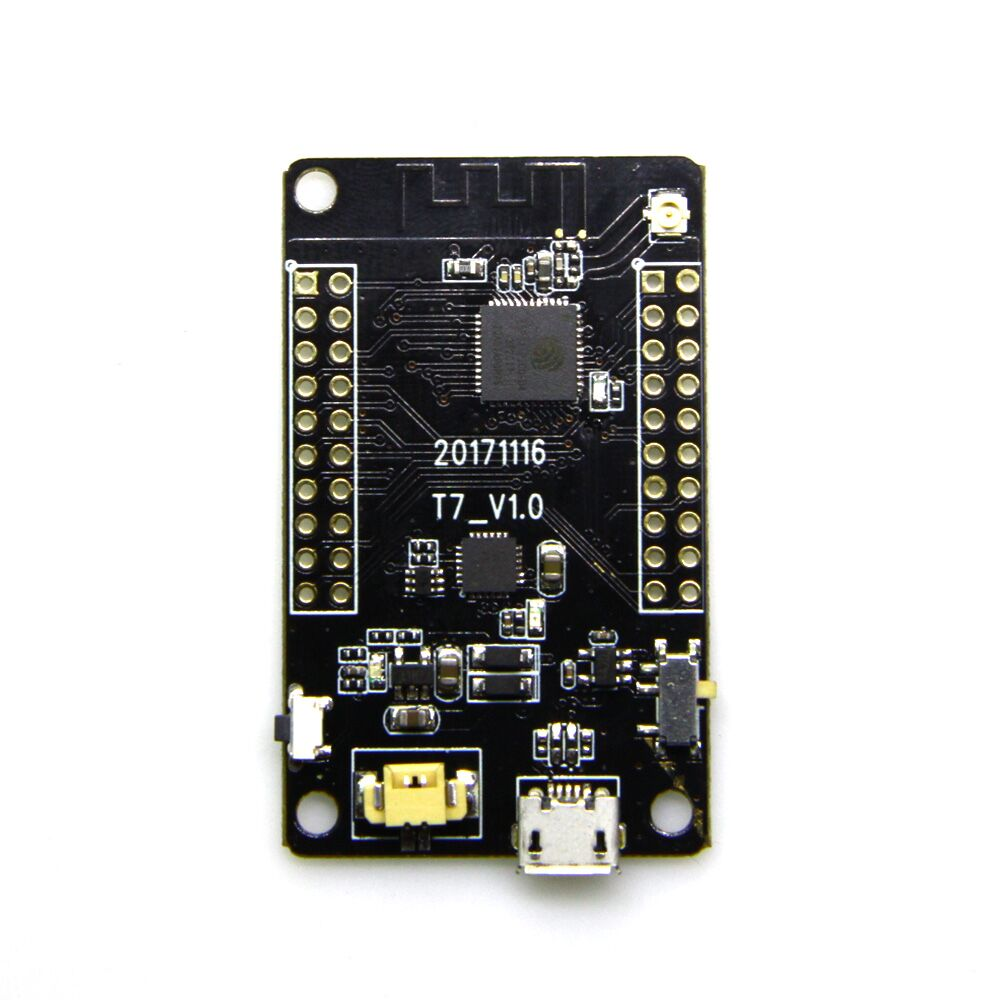 LILYGO® TTGO T7 ESP32 WiFi Module ESP32 Bluetooth PICO-D4 4MB SPI Flash Development Board