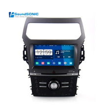 For Ford Explorer 2012 2013 2014 2015 Android 4.4.4 S160 Automotivo In Dash Car PC Auto Monitor Car Radio CD DVD GPS Autoradio