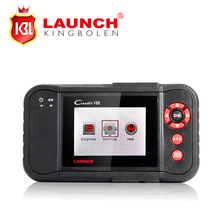 2017 Original Launch CReader VIII Code Reader X431 Creader 8 Support 4 System Engine Transmission ABS Airbag Update Online