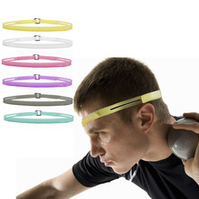 Buy Outdoor Cycling Sweatband Silicone Guiding Belt Sweat Head Band Men Women Yoga Running Fitness Cycling Sports Sweatband Headwear for $9.05 in AliExpress store