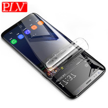 Buy PLV Protective Film Samsung Galaxy S8 S8 Plus Note8 Soft Full Curved Screen Protector Samsung S6edge S7edge Glass for $1.39 in AliExpress store
