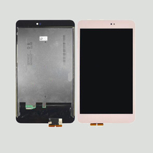 For Asus Memo Pad 8 ME581 ME581C ME 581 K015 Pink LCD Display Panel Monitor + Touch Screen Digitizer Glass Sensor Assembly