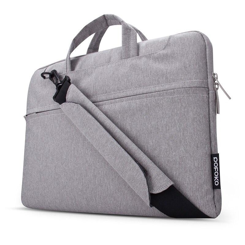 15 Inch big size Nylon Computer Laptop Solid Notebook Tablet Bags Case Messenger Shoulder unisex men women Durable Waterproof<br><br>Aliexpress