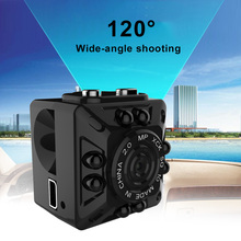Volemer SQ10 Mini HD 1080P Camera Active DV Motion Detection Night Vision Camera Mini Camcorder Video Recorder for Outdoor Sport(China)