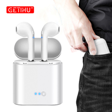 Buy Twins Bluetooth Earphone Stereo Headphones Sport Headset Bluetooth Wireless Ear buds Mini Earphones Earpiece iPhone Xiaomi for $9.88 in AliExpress store