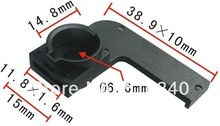 Free shipping 100pcs for mk.bags fender flares Fixed clamp