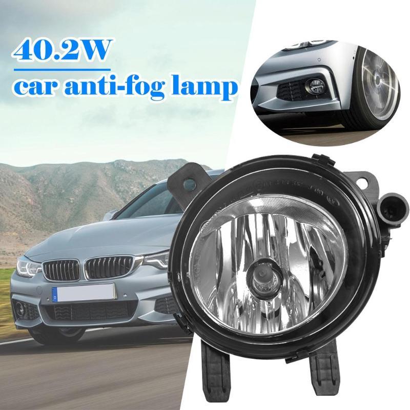 LED Headlight Kit H3 6000K White Fog Light CREE Bulbs 600W for MAZDA 6 2003-2005