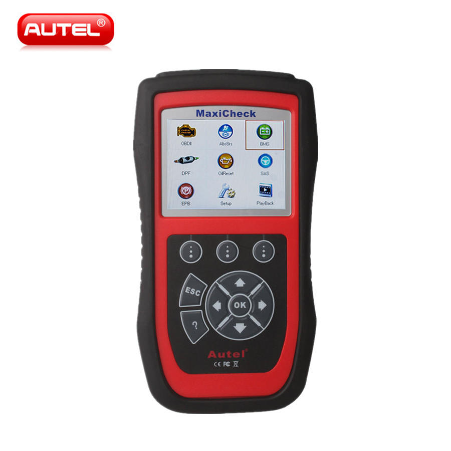 Autel MaxiCheck Pro EPB/ABS/SRS/SAS Function Special Application Diagnostics Update Online [Ship From US/UK/CA No Tax](Hong Kong)