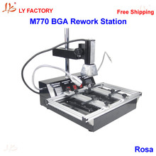 The Cheapest Infrared BGA Machine LY M770 for Motherboard Repairing with Basic Functions(China)
