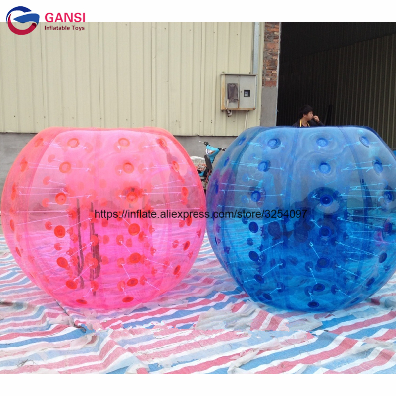 inflatable bumper ball56