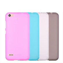 "For Medion Life E5006 MD 60227 5"" Silicone Case Cover Matte TPU Phone Case For Medion Life E5006 MD 60227 Soft Back Cover Case(China)"