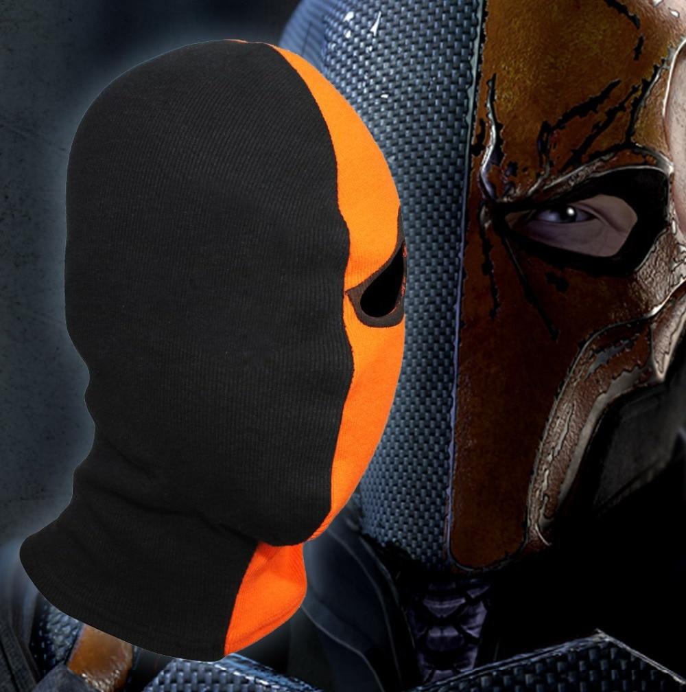 Дефстроук маска как сделать