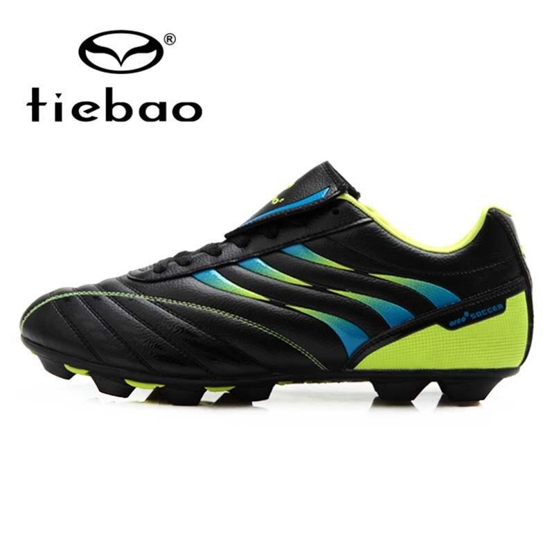 TIEBAO Professional Outdoor Sport Soccer Shoes Soccer Cleats Men Woment FG &amp; HG &amp; AG Soles Football Boots zapatos de futbol<br><br>Aliexpress