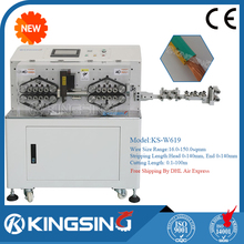 Hot Selling Kingsing Brand Max.150sqmm Cable Cutting Stripping Machine KS-W619 + Free shipping by DHL air express(China)