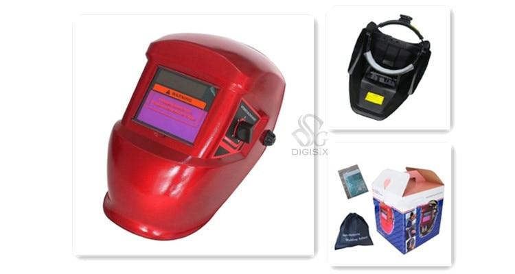 EH-207 Stepless adjust Solar auto darkening electric welding mask/helmets/welder cap for welding machine and plasma cutter<br><br>Aliexpress
