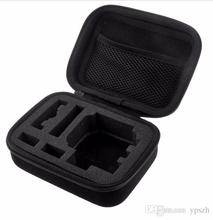 Gopro accessories EVA bag gopro update camera storage bag go pro3 hero bag for go pro 3 2 1 gopro hero3 camera S size Small size(China)