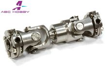 Custom 1/14 Semi-Tractor Truck Billet Machined Universal Drive Shaft 45-55mm