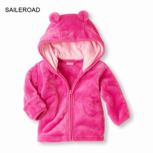SAILEROAD 4-24Months Autumn Baby Boys Girls Jacket Coat Winter Newborn Infants Clothing Cute Baby Clothes For Outerwear Girls