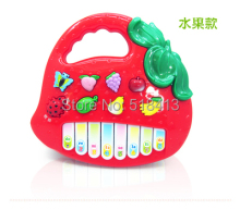 Baby baby children's intelligence toys Animal music multi-function electronic organ Enlightenment educational/light the piano