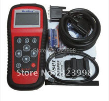 Newest Autel pro MD801 maxidiag 4 in 1 scan tool MD 801 scanner(JP701 + EU702 + US703 + FR704) with competitive price
