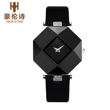 HOLUNS LL002 Watch Geneva Brand ice watches ladies Korean fashion trends women ceramic quartz watch relogio feminino