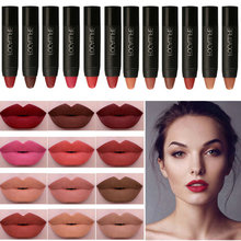 Hot Sale Limited Rushed Focallure Lipstick High Gloss Lip Color Crayons Tint 12 Colors Optional For Women Fashion Lips Makeup