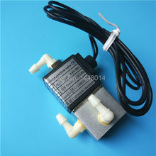 4pcs/lot best price flat printer Flora Liyu Myjet JNF UV solenoid valve wholesale