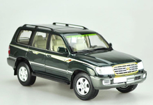 Special offer Toys Factory 1:18 FAW toy ta Land Cruiser LC100 4700 SUV model Collection