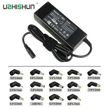 19V 4.74A 90W Universal Laptop Power Adapter Charger with connectors for Acer ASUS DELL Lenovo Toshiba Samsung AC Laptop tablet(China)