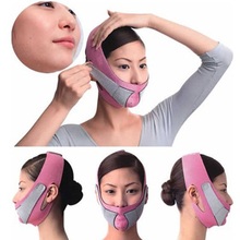 Hot Sale Thin Face Mask Slimming Bandage Skin Care Shape And Lift Reduce Double Chin Face Belt Facial Massage