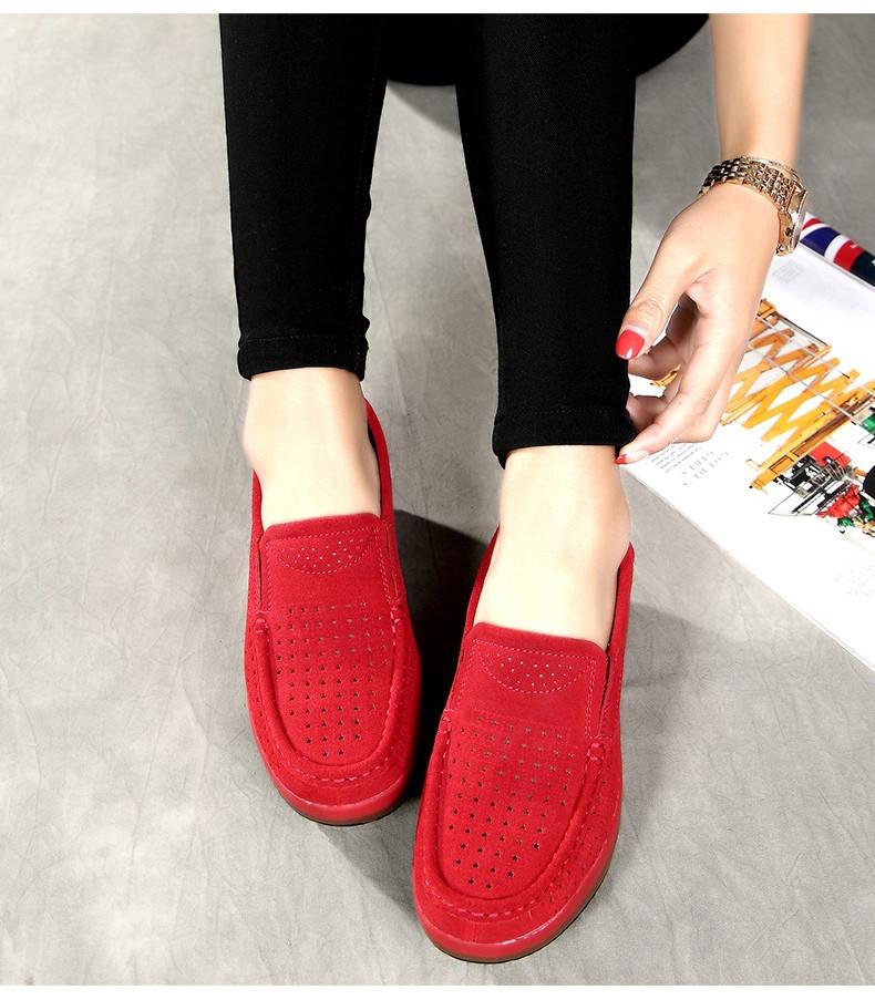 HX 3213-1 (11) 2018 Flatforms Women Shoes Summer