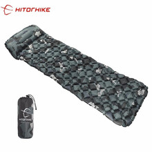 Hitorhike Air-Bag Pillow Sleeping-Pad Inflatable-Mattress Innovative Life-Rescue Super-Light