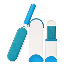 Fur Cleaning Brushes Pet Hair & Lint Remover Magic Cloth Fabric Brush Reusable Device Dust Brusher Static Electrostatic Cleaners(China)