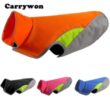 Buy Carrywon Waterproof costume Pet Dog Puppy Vest Jacket Clothes Warm Winter Dogs Clothing Coat Small Medium Large Dogs for $6.62 in AliExpress store