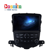 "Dasaita 8"" Android 6.0 Octa Core Car GPS for Chevrolet Cruze 2008-2011 NO DVD with 2GB Stereo Auto Radio Audio Head unit 4G DAB(China)"