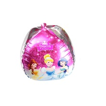 NEW 1pcslot Cinderella balloon for baby girls Party/ happy Birthday princess mylar balloon air balls juguetes globos decoration
