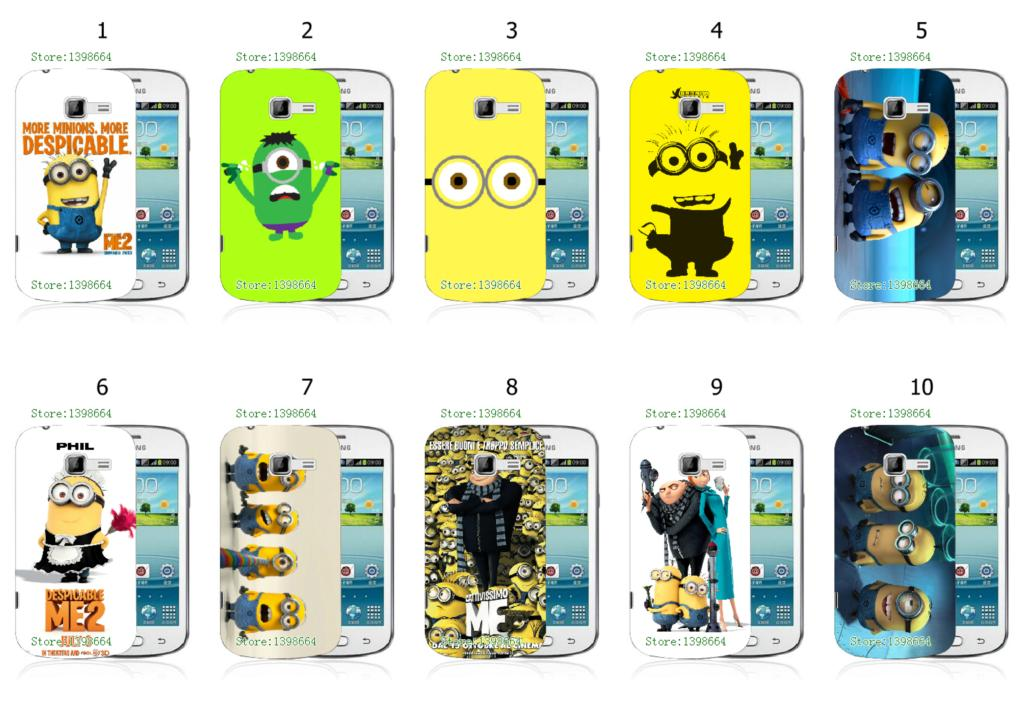 Online custom despicable me hard plastic back cover font b case b font for font b
