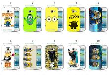 Online-custom despicable me hard plastic back cover case for SAMSUNG Galaxy Trend Lite S7390/S7392 Free Shipping