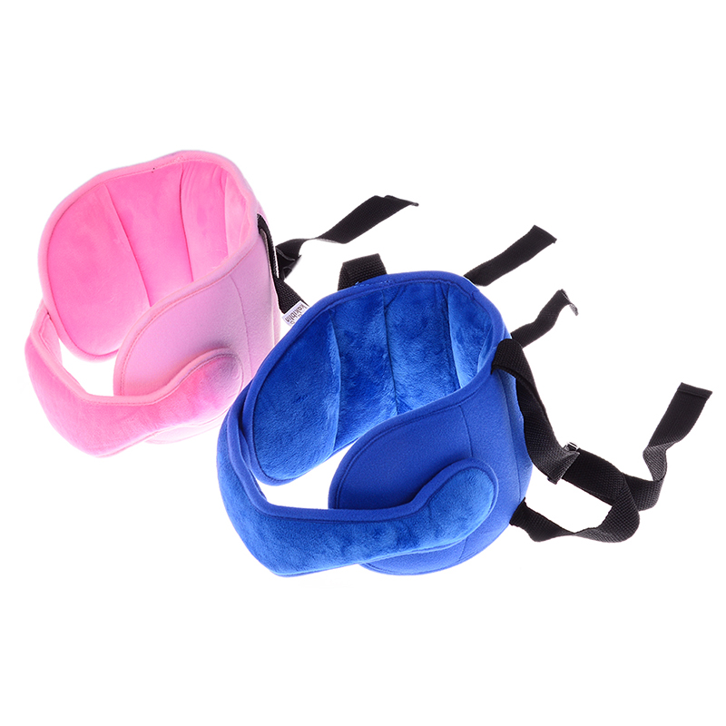 Adjustable Baby Head Fixed Strap Fit Baby Child Head Pillow Baby Sleep Aid Stroller Car Safety Seat  Head Support Holder Belt