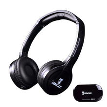 Original Bingle B616 Multifunction stereo Wireless Headset Headphones with Microphone FM Radio for MP3 PC TV Audio Phones(China)