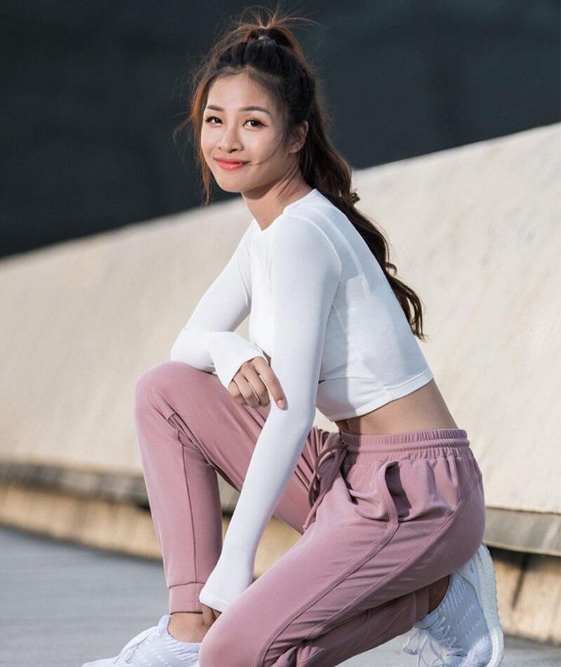 women yoga shirts tops (4)